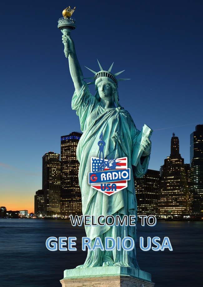 Welcome to Gee Radio USA